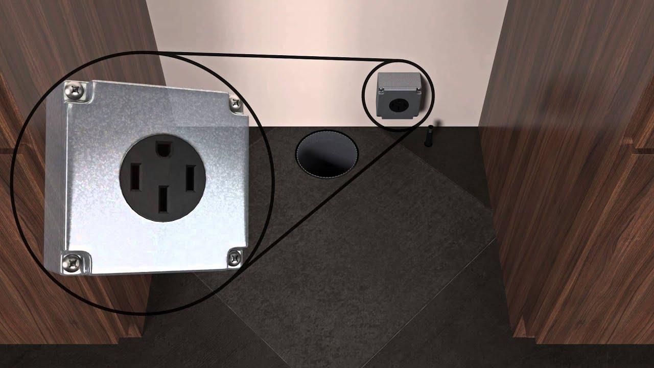 downdraft range electrical requirements guide jennair [ 1280 x 720 Pixel ]
