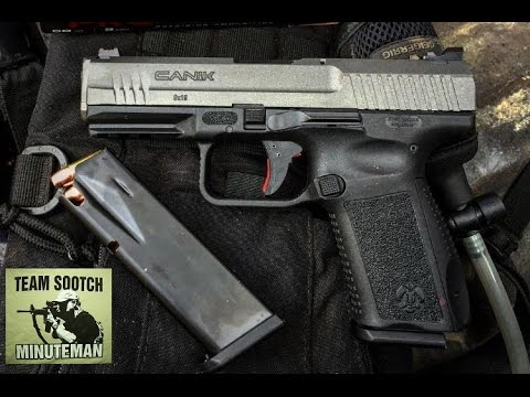 Canik TP9SF Elite Compact 9mm