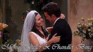 Monica Geller & Chandler Bing (Friends)