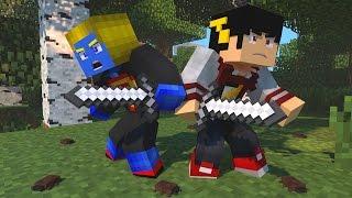 Minecraft: HARDCORE EM DUPLA #1 - JUNTOS IREMOS VENCER ‹ AM3NIC ›