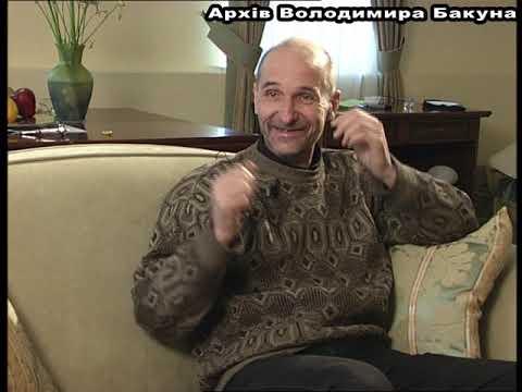 Петр Мамонов. Запись интервью. 2003 г. Без монтажа.
