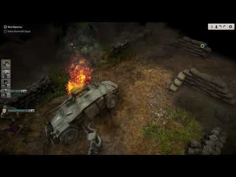 Achtung Cthulhu Tactics - Tutorial Mission  