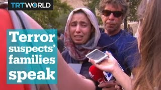 Families of suspected Barcelona attackers speak out