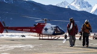 Heli Runs and Shooting Guns - Mates in Alaska - Ep 2