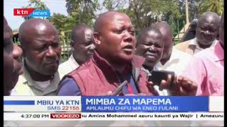 Mbunge Wanjala awalaumu watumishi wa serikali kwa mimba za mapema Budalangi