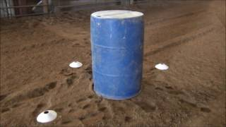 Barrel Racing Introduction to Training w/Shelly McAdams Part 1