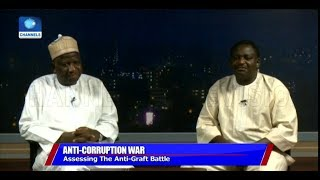 Presidential Aide, ADP Chairman Disagree Over FG's Anti-Corruption Campaign |Politics Today|