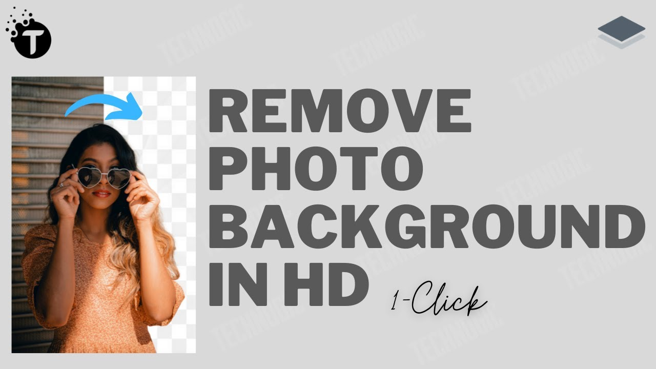 How to Remove Background from Picture | Remove Image Background.