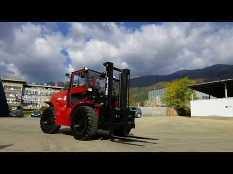 IPO Lifts Forklift Trucks - 4 000 - 32 000 kg