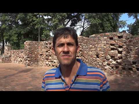 Visitando Lugares históricos en Barcelona Venezuela 2020