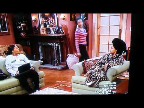 Monica on Living Single