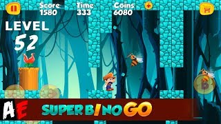 Super Bino Go LEVEL 52