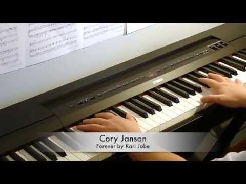 Forever (Kari Jobe) - Piano Accompaniment