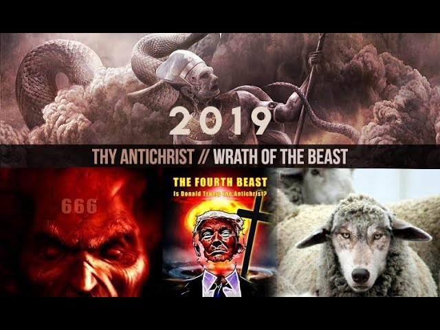 Falling Away to the Antichrist    The Antichrist-Spirit    In The World Today 2019