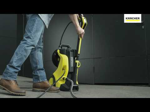 KARCHER NEW K5 PREMIUM FULL CONTROL HOME PLUS COLD PRESSURE WASHER