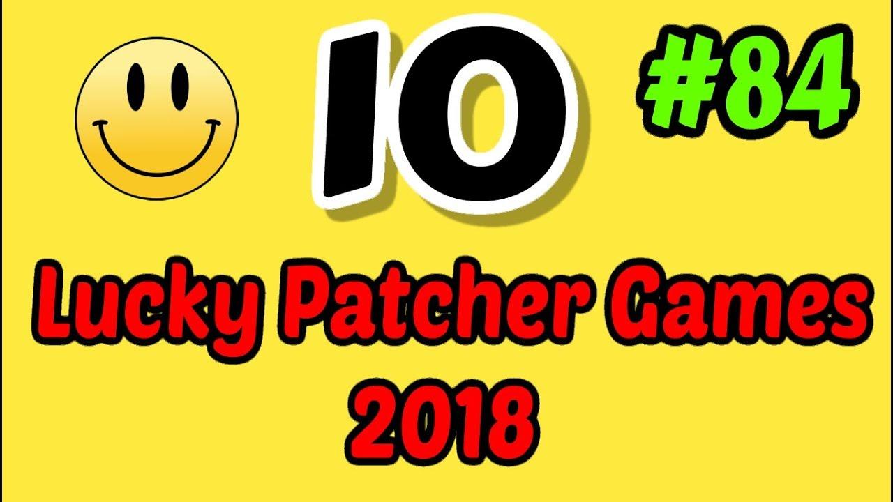 lucky patcher online games list 2018