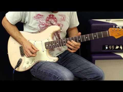 How To Play - Jimi Hendrix - Red House - Guitar Lesson - Part 2