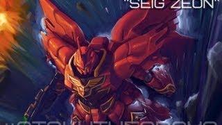 @richiebranson Gundam Rap - Sieg Zeon #OtakuTuesdays