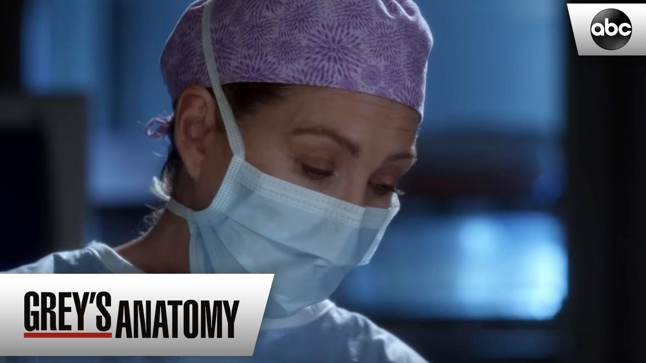 Goodbye To Cece Greys Anatomy Season 15 Episode 9 Youtube