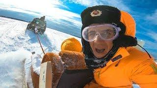 70 км/ч на ДИВАНЕ за ТАЧКОЙ
