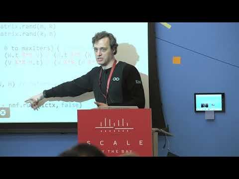 scale.bythebay.io: Fred Reiss, Apache SystemML: State of the