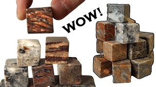 I cut Rocks into Blocks to learn about Geology