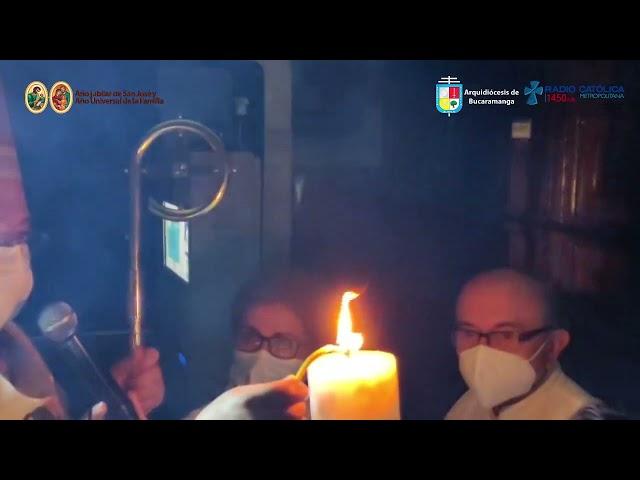 Informativo Arquidiocesano l Vigilia Pascual