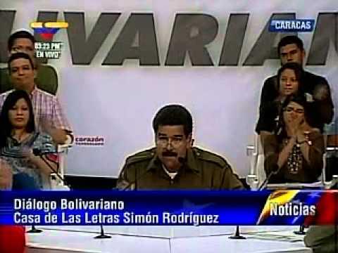 Diálogo bolivariano con Maduro este lunes durante inauguración de Casa Simón Rodríguez