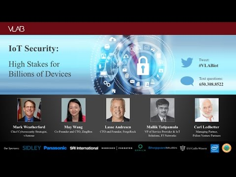 IoT Security: High Stakes for Billions of Devices
