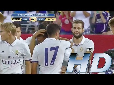 Real Madrid vs Bayern Munich 1-0 All Goals and Highlights 8/3/16 HD