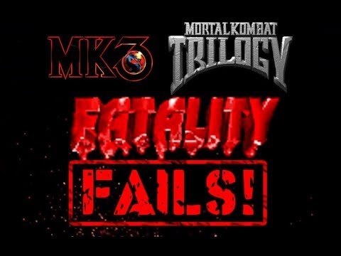 Mortal Kombat All Fatalities Ever Made (I to XL)