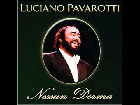 Luciano Pavarotti- Nessun Dorma HQ