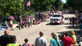 4th of July Parade 2014