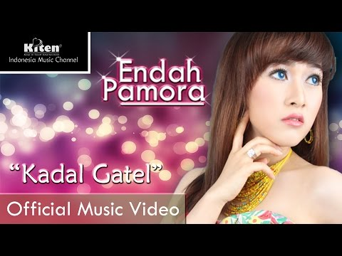 Endah Pamora - Kadal Gatel [RBT] (Official Music Video) - Lagu Dandgdut Terbaru
