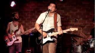 No Spark - Amos Zimmerman & the Riverband - Live @ OzenBar