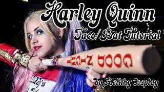 taco bat harley quinn suicide squad cosplay tutorial