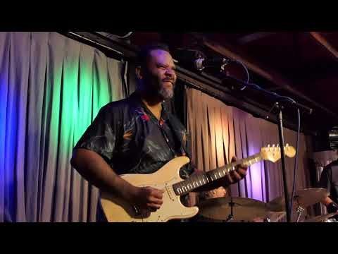 Kirk Fletcher - Times Ticking - (Presented By Cadillac Zack) 12/29/19 Long Beach, CA