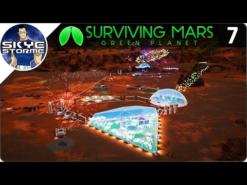 diamond-dome!---surviving-mars-green-planet-ep-7---gameplay-&-tips