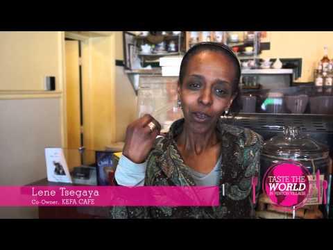 Taste The World - Kefa Cafe