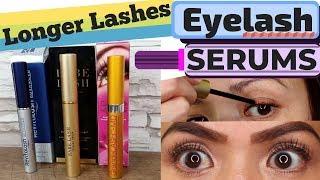 How to Grow Longer Eyelashes | Babe Lash, GrandeLash MD, RevitaLash, LiLash, Latisse Review