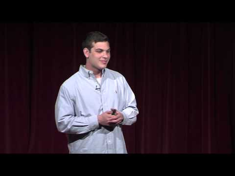 Living with ADHD in the age of information and social media | Theo Siggelakis | TEDxQuinnipiacU