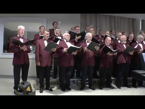 Costa Blanca Male Voice Choir at Javea U3A  2016