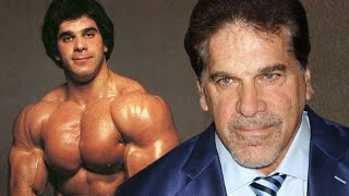 The Life and Sad Ending of Lou Ferrigno