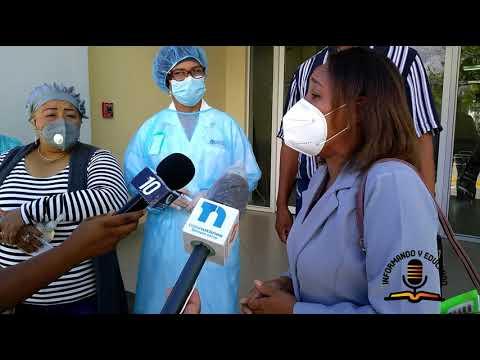 UNASED pide intervención del hospital de Nagua ante contagio de Covid19 de su personal.