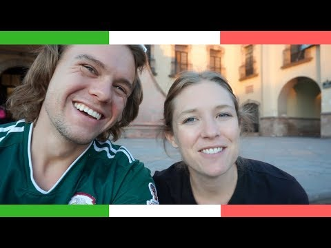 Moving Across MEXICO with EVERYTHING We Own