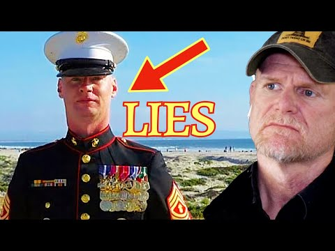 Top Stolen Valor Moments (Marine Reacts)