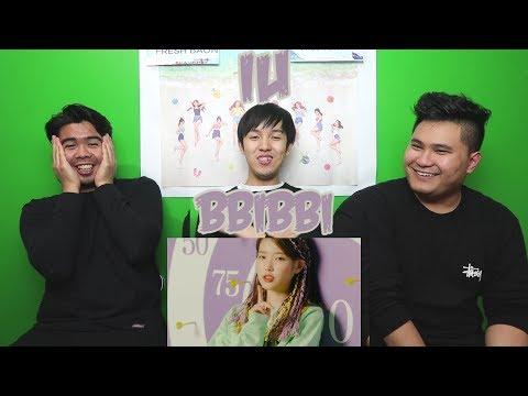 IU - BBIBBI MV REACTION (FUNNY FANBOYS)