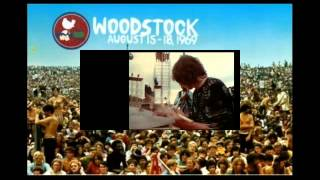 "Woodstock 1969: Santana in ""Soul Sacrifice"""