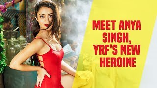 Anya Singh, the latest fashion diva from the house of YRF
