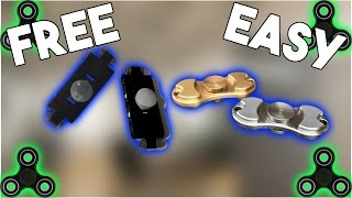 ✔ How to Make A LEGO Fidget Spinner For FREE IN UNDER 5 MINUTES